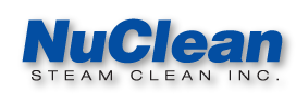 Nuclean Steam Clean Inc Logo